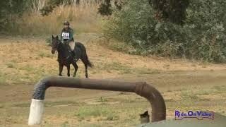 241XC Jane Gohoon Lee on Wise Guise SR Beginner Novice Cross Country Twin Rivers Ranch Sept. 2021
