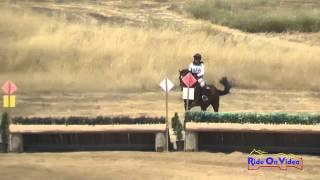 122XC Lisa Sabo On WTF Doria Open Training Cross Country Woodside August 2015