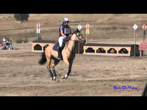 245XC Charlotte Greatwood JR Novice Cross Country Woodside Oct 2015