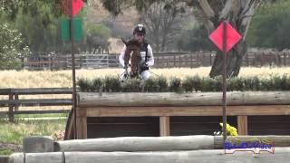 012XC Robyn Fisher On Betawave Open Preliminary Cross Country Galway Downs May 2015