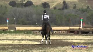 427J Tamra Smith on No App for That YEH 4Yr Old Jumping Twin Rivers Ranch April 2015