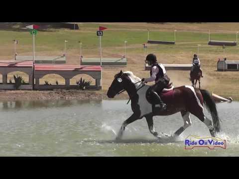 179XC Carole Lieberman On Gimli SR Intro Cross Country Shepherd Ranch June 2016