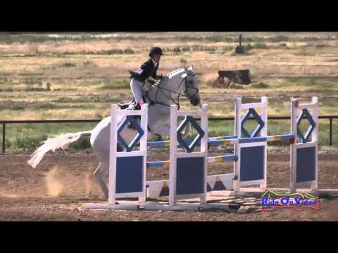 073S Maddy Mazzola On Mojito Intermediate Show Jumping Twin Rivers Ranch April 2016