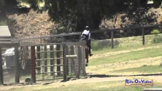 133XC Aimee Stadler On You Don't Know Jack SR Training Cross Country Shepherd Ranch June 2015