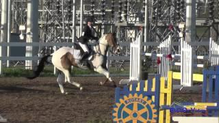 037S Erin Murphy on Athlone Travel On CIC2* Show Jumping FCHP February 2015