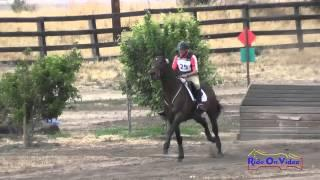 025XC Gary Mittleider On Semper Fidelis Open Preliminary Cross Country Galway Downs May 2015