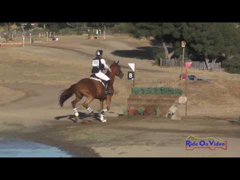 130XC Lucille Pulfer On Kenai JR Training Cross Country Woodside October 2016
