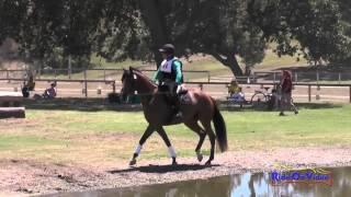 094XC Tayler Ravenscroft on Shadow Boxer Junior Intro Cross Country Shepherd Ranch August 2014