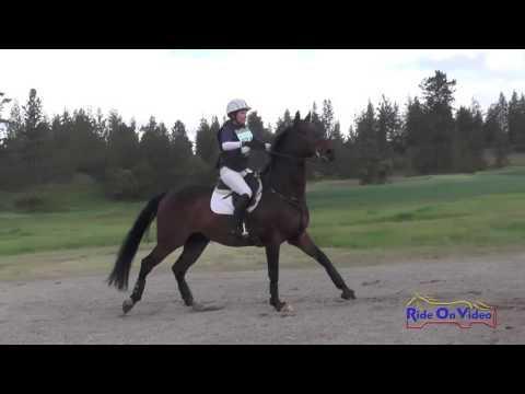 274XC Meika Decher On Archie McPhee SR Preliminary Cross Country Spokane Sport Horse HT May 2016