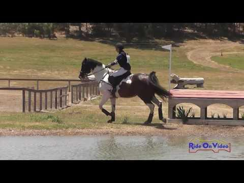 016XC Maggie Catalano On Most Wanted JR Training Cross Country Shepherd Ranch June 2016