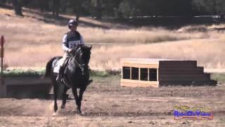 284XC Susan Garmier Area VI Championships Novice Rider Cross Country Woodside Int'l Event Oct 2014
