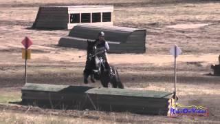 357XC Maayan Schoeman SR Beginner Novice Cross Country Woodside Int'l Event Oct 2014