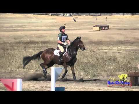 055XC Marc Grandia On Severe Flying CIC1* Cross Country Woodside Oct 2015