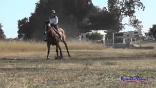 026XC Erin Kellerhouse on Tiz When Preliminary Cross Country Woodside August 2014