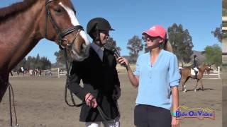SHOW JUMPING COVERAGE Galway Downs International Horse Trials March 2015
