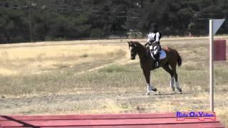 308XC Kendra Mitchell On Russian Roulette SR Beginner Novice Cross Country Woodside August 2015