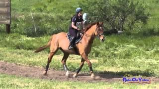 384XC Laura Anders on Magoo Intro Cross Country Twin Rivers Ranch Feb 2015
