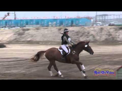 023XC Bella Silveira On Celeste JR Training Cross Country FCHP November 2015
