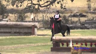 053XC Lauren Bailey Smith on Mommy's Ferrari Jr Novice Cross Country Shepherd Ranch August 2014