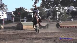 402XC Whitney Tompkins Preliminary Rider Cross Country Woodside Int'l Event Oct 2014