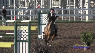 012S Alyssa Phillips on Bliss III CIC2* Show Jumping FCHP February 2015