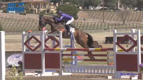 CCI3* Short Show Jumping Twin Rivers Ranch April 2019