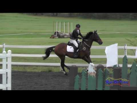 163S Kathi Michel On Remark SR Novice Show Jumping Spokane Sport Horse HT May 2016