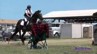 150XC Kristin Terris On First Field SR Training Cross Country Shepherd Ranch June 2015