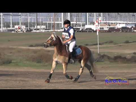 199XC Sarah O'Rourke On Gustine Intro Cross Country FCHP November 2015
