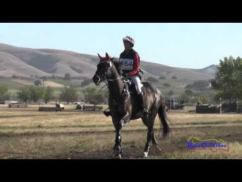464XC Stephanie Nicora On High In The Air SR Training Cross Country Twin Rivers Ranch April 2016