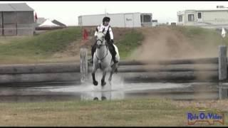 014XC Caitlin Davison on Careless Remark Open Preliminary Cross Country Shepherd Ranch August 2012