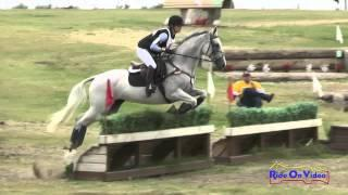 047XC Allana Baker On Cursive JR Novice Cross Country Shepherd Ranch August 2015