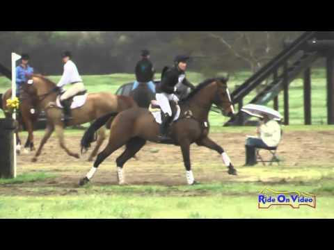 020XC Josey Thompson On Pistol Annie Intermediate Cross Country Twin Rivers Ranch March 2016