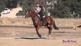 109XC Dawn Robbins Preliminary Rider Cross Country Woodside Int'l Event Oct 2014