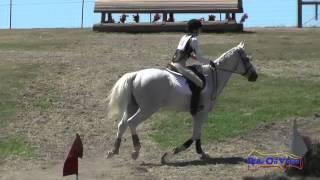 119XC Logan Saylor On Prince In Kentucky Intro Cross Country Shepherd Ranch August 2015