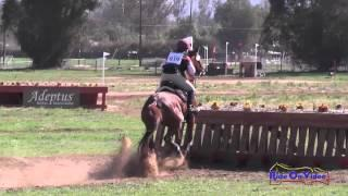 039XC Sabrina Glaser on Aid and Abet Preliminary Cross Country Copper Meadows March 2014