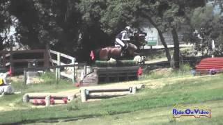 090XC Kelsey Holmes On Heart Of Gold SE Preliminary Rider Cross Country Shepherd Ranch June 2015