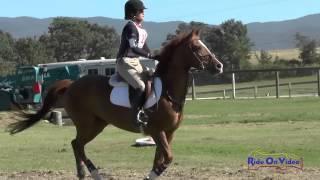 264XC Jacqueline Carson On Less Is More Intro Cross Country Shepherd Ranch June 2015