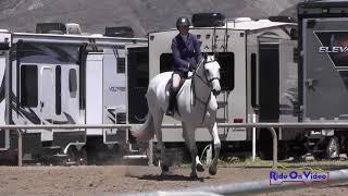 426 Jacqueline Attwood Dupont on Spotlight 112C AM Owner Hunters 3'6 TVNHS April 2018