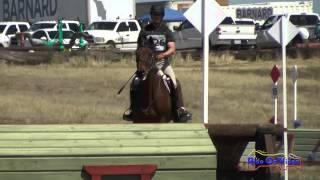 226XC Joseph McKinley on Devour SR Novice Cross Country FCHP April 2015