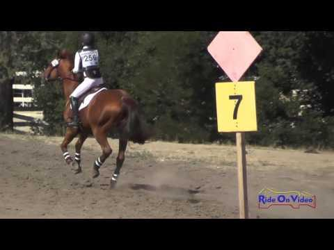 256XC Kate Hovland On Bird Is The Word JR Novice Cross Country Woodside October 2016