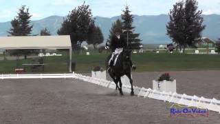 031D Karren Shimonek On Picture Perfect CCI1* Dressage The Event At Rebecca Farm July 2015