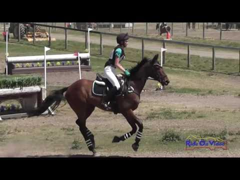 132XC Sydney Gilmartin JR Beginner Novice Cross Country Shepherd Ranch June 2016