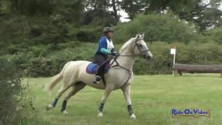 278XC Anna Frank on FHF Frederic Open Novice Cross Country Whidbey Island July 2017