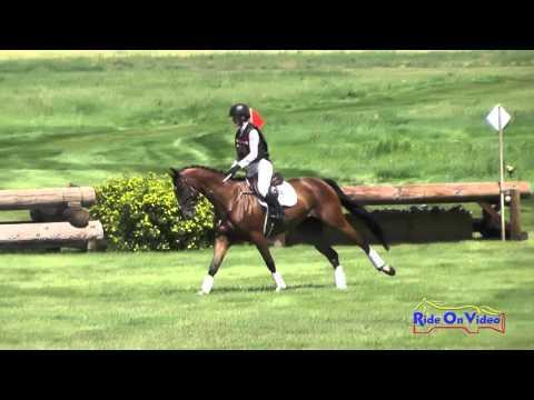 590J Kelsey Horn On Tomlong Ratatouille YEH 5yr Old Jumping The Event At Rebecca Farm July 2015