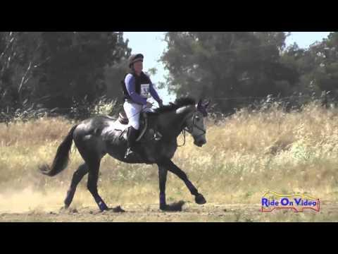 053XC Ashley Shrader On Skyy's The Limit SR Training Cross Country FCHP April 2016