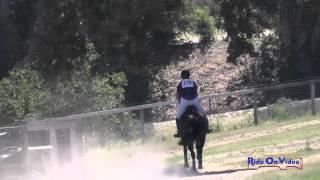 246XC Kirsten Van Solinge Open Beginner Novice Cross Country Shepherd Ranch June 2015