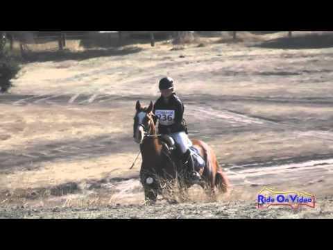 236XC Kaitlin Ramos On Six Pack Sam JR Novice Cross Country Woodside Oct 2015