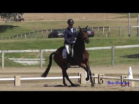 031D Tamra Smith On MB MaiBlume Open Training Dressage Shepherd Ranch June 2016
