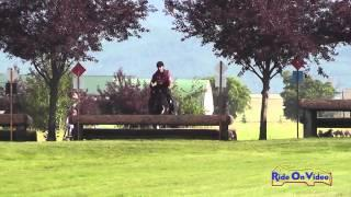 359XC Ronald George on Napoleon N3D Cross Country The Event at Rebecca Farm July 2014